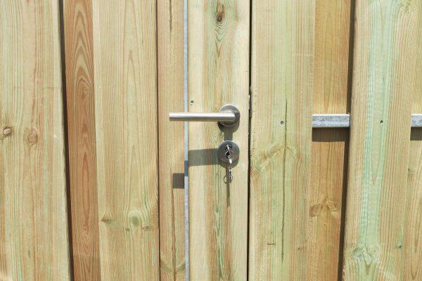 Carport deuren vervangen