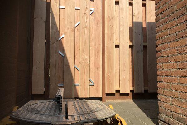 douglash houten poortdeur