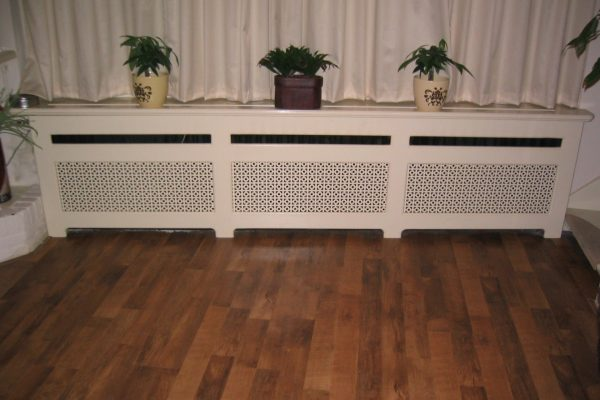 radiator ombouw laten plaatsen