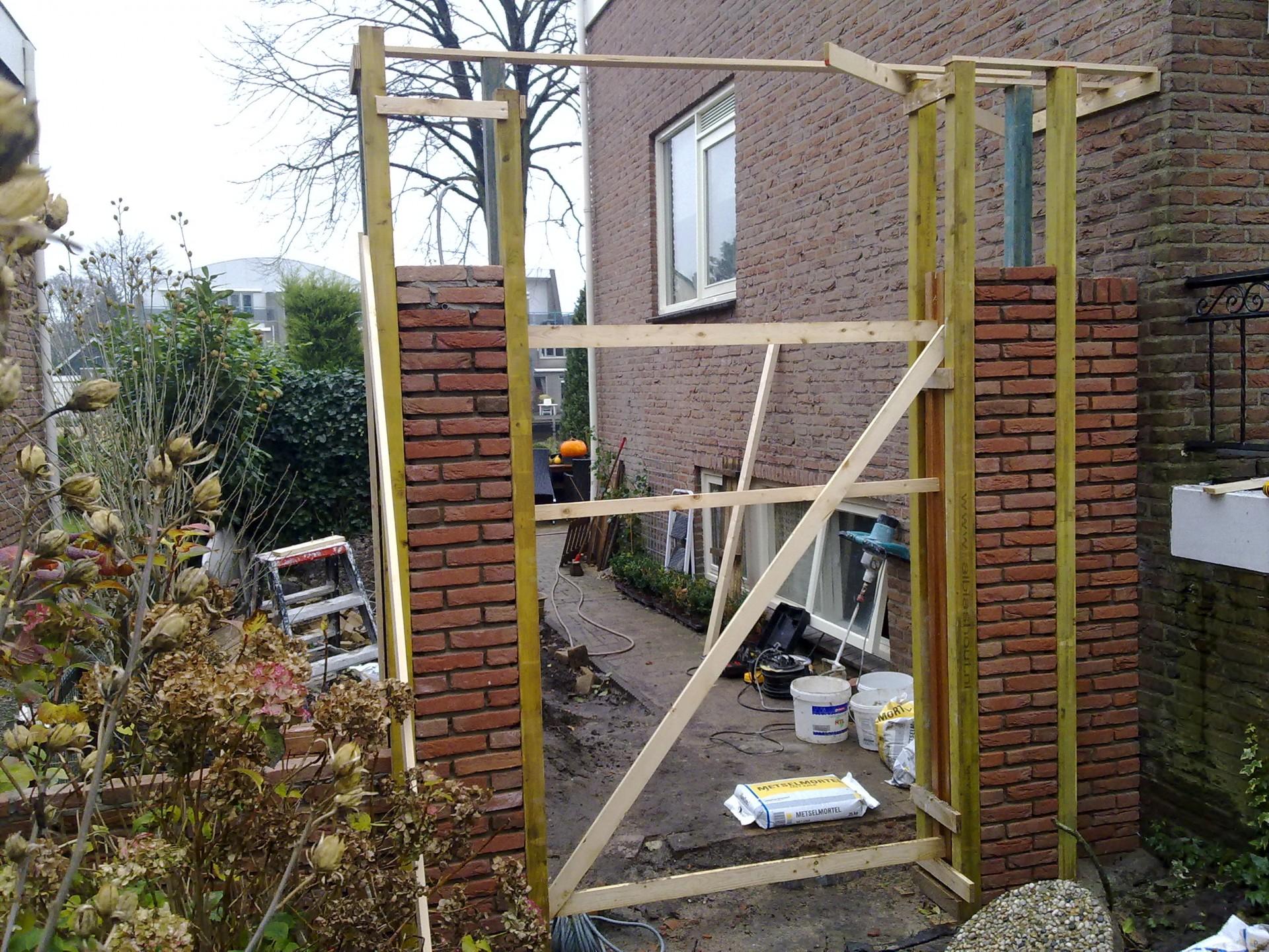 Gemetselde muren laten plaatsen voor uw tuin of rond uw huis - Muur tuin ...