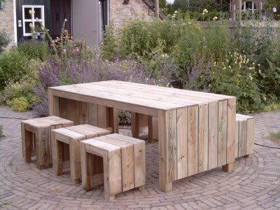 steigerhouten-tuin-sets
