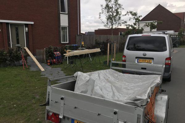 vliering laten plaatsen Rijswijk