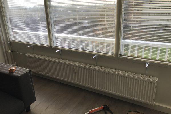 Optimum vensterbank laten plaatsen