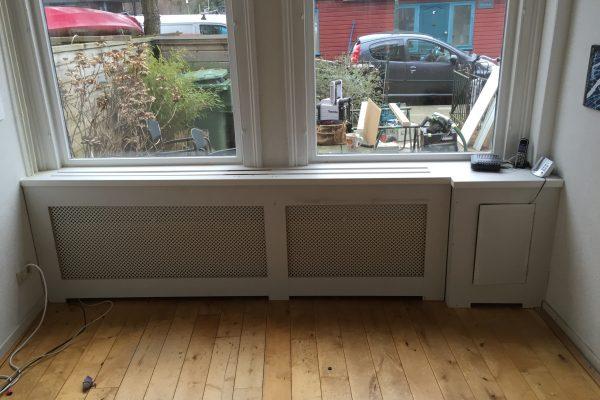 radiator ombouw plaatsen Leiden
