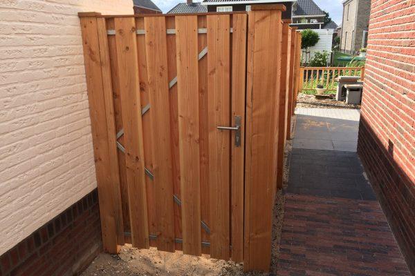 douglas houten poortdeur