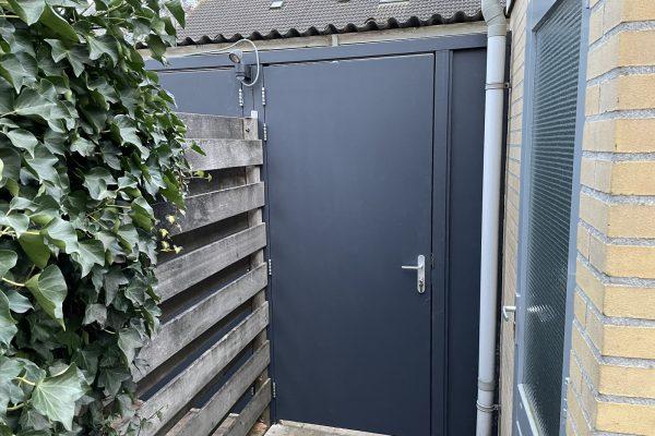 Multiplex poortdeuren geplaatst Amstelveen (3)