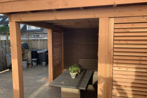 Overkapping met shutters Woerden (2)